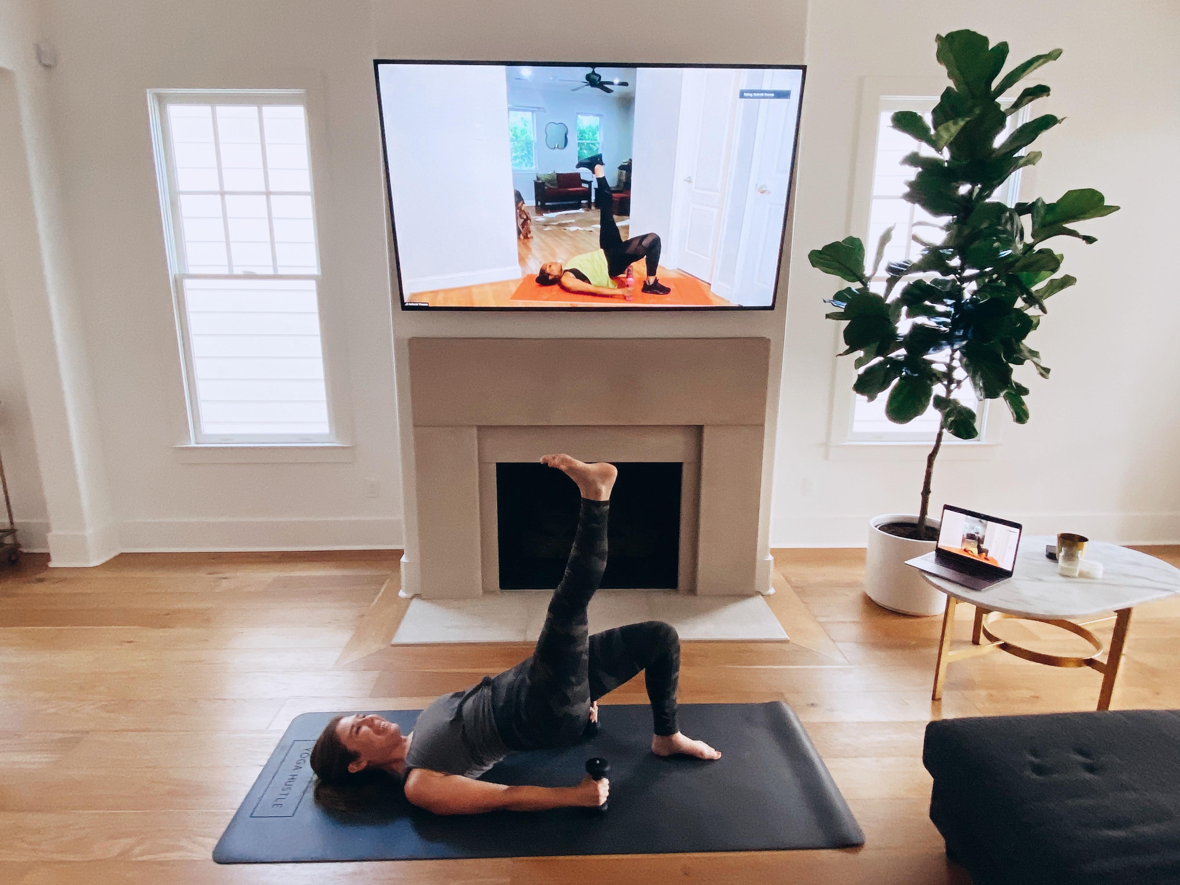 home-workout-tech